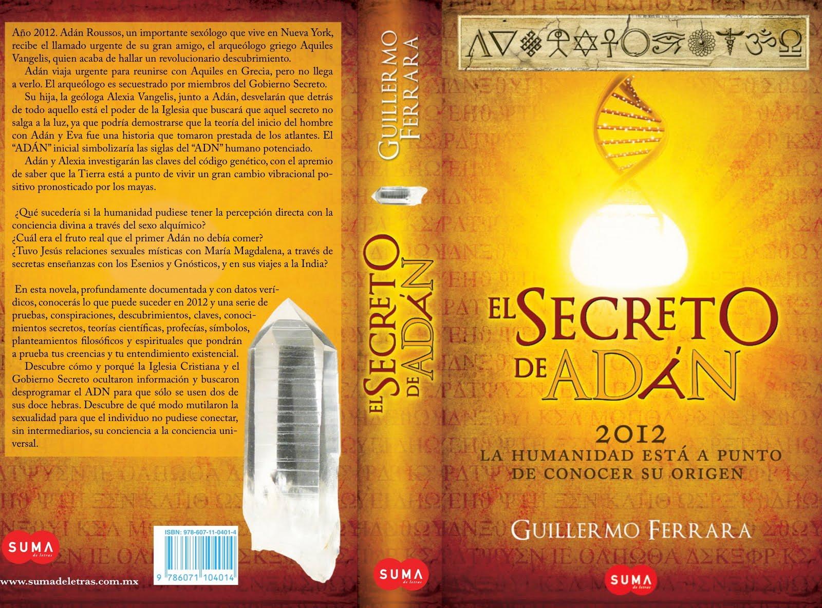 Libro: El secreto de ADaN. Descargar libro digital